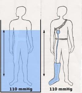 Hydrostatic compression