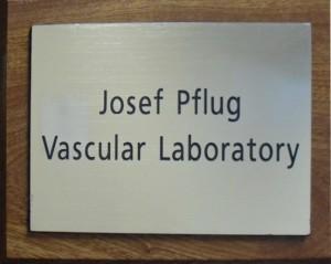 Josef Pflug Vascular Laboratory